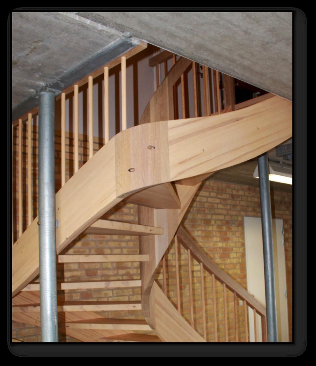 Billede af trappe 3