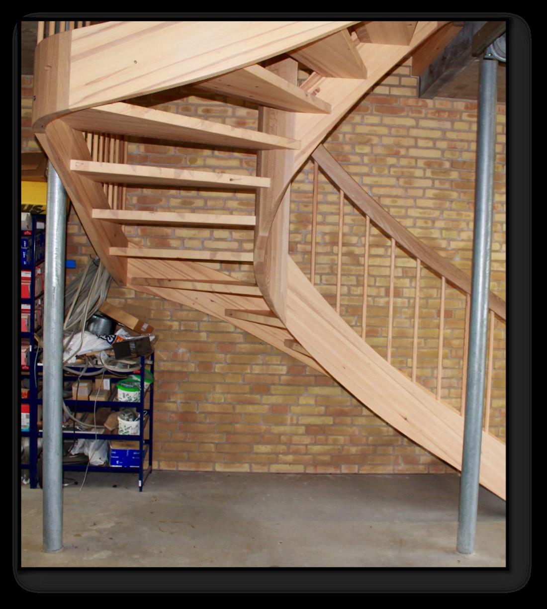 Billede af trappe 4