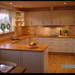 Billede af køkken til forside